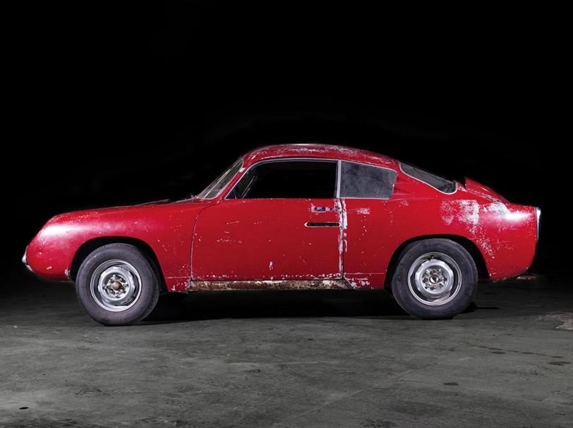 Fiat Abarth 750 Gt Double Bubble Vai A Leil 227 O Em