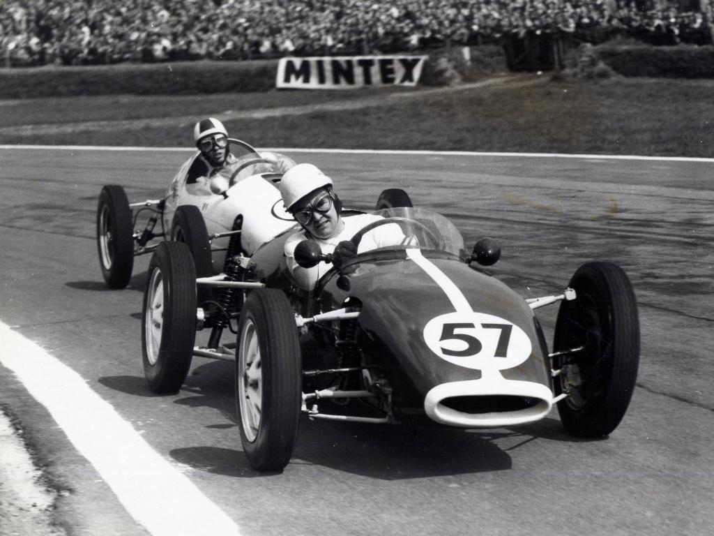 Was 1959 junior midget racing