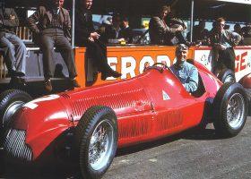 O caminho até à Fórmula 1: Giuseppe Farina