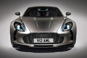 Vendido o último Aston Martin One-77