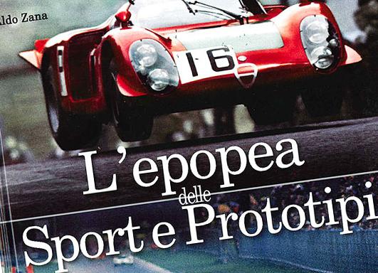 A epopeia dos Sport Protótipos editada em livro