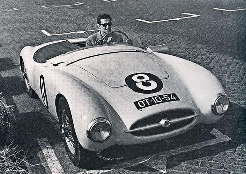 O primeiro ALBA, um automóvel português em 1952