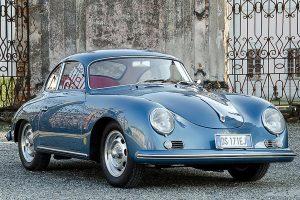 Porsche 356A 1500GS Carrera, de 1956