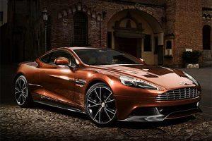 Novo Aston Martin Vanquish, um desportivo para cruzar continentes, sem compromissos
