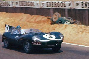 Documentário sobre 24 Le Mans de 1957 editado em DVD