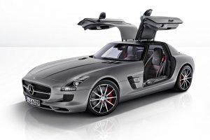 Mercedes SLS AMG agora em versão GT