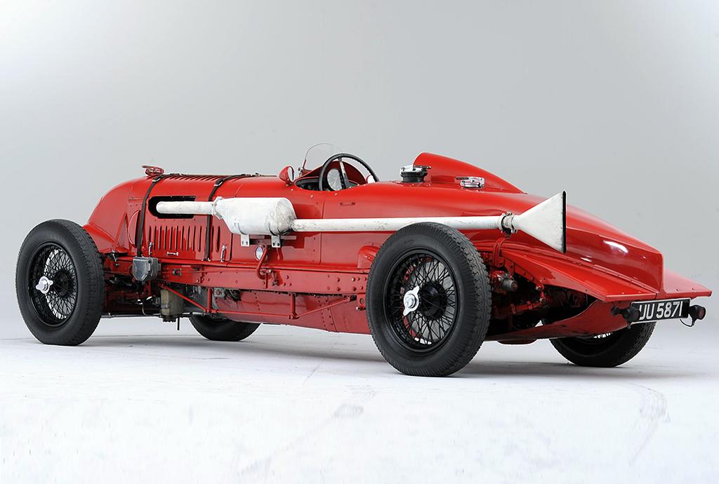 Blower Bentley de 1929 vendido por mais de 5 milhões é o mais caro de sempre