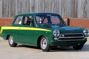 Ford Lotus Cortina de 1963