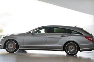 Apresentada a Mercedes CLS 63 AMG Shooting Brake