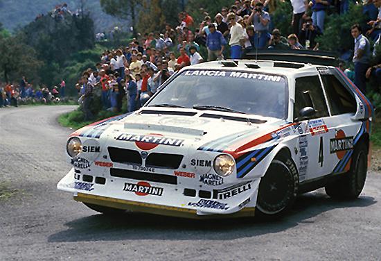 1984 a 1991, os anos brutais no Rallye da Córsega em DVD