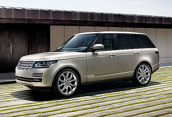 Novo Range Rover é 420 kg mais leve que o anterior