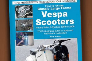 Guia de funcionamento e restauro da Vespa