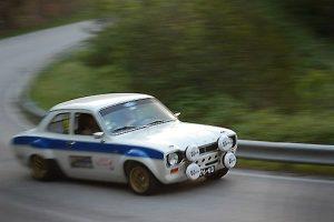 1º Rallye de Outono com início amanhã no Caramulo