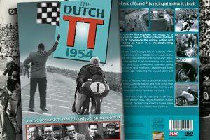 Editado filme de arquivo sobre prova TT holandesa de 1954