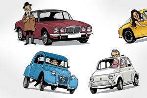 Guy Allen disponibiliza serviço de caricaturas personalizadas