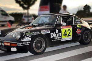 Belgas lideram Rallye de Portugal Histórico, com Lareppe na frente