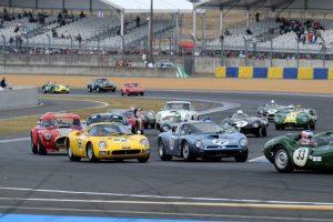 Corrida de suporte às 24 Horas de Le Mans