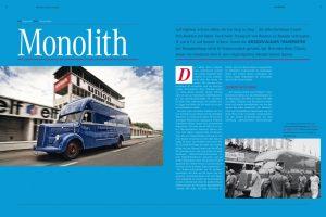 Revista Mercedes-Benz Classic faz 10 anos