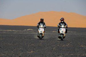 Expedição Vespa a Marrocos