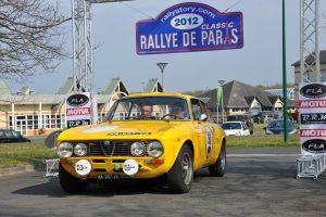 Rallye Story anuncia planos para 2013