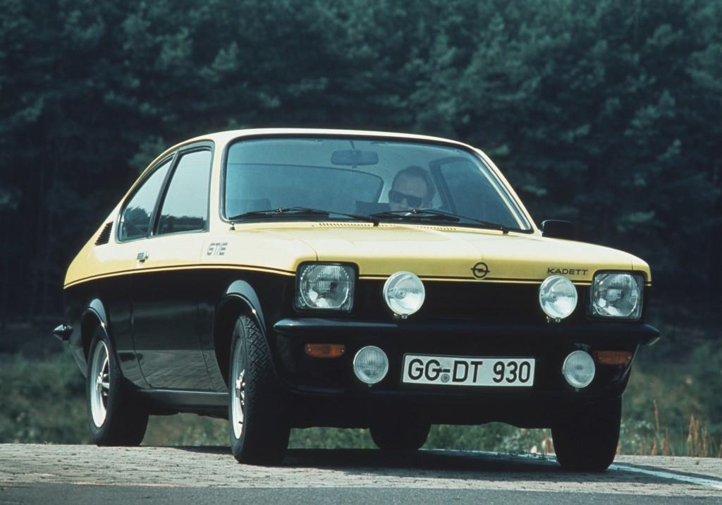 Opel Kadett Citty