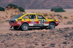 Relembrar a Renault no Dakar