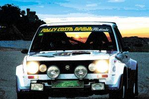 X Rallye Costa Brava Historic