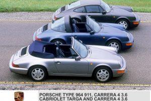 Porsche 911: 50 anos a criar sensações – Parte 2