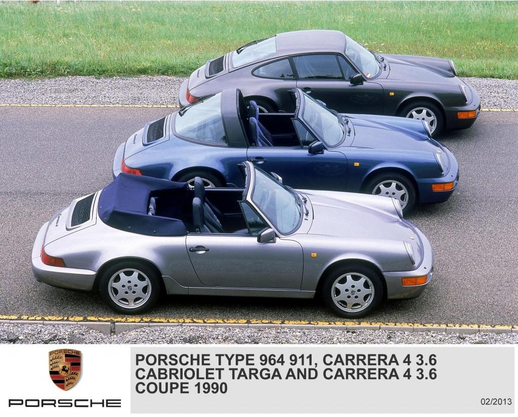 Porsche 911: 50 anos a criar sensações - Parte 2