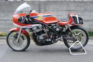 Recordar a Honda RS1000