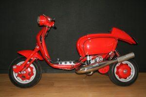 Lambretta Rosso Corsa