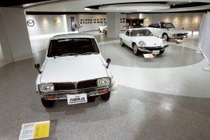 Já pode visitar o museu Mazda
