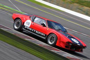 Trisport com 3 carros na Historic Endurance