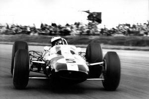 Jim Clark homenageado em Silverstone