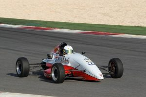 Arranque da Single Seater Series