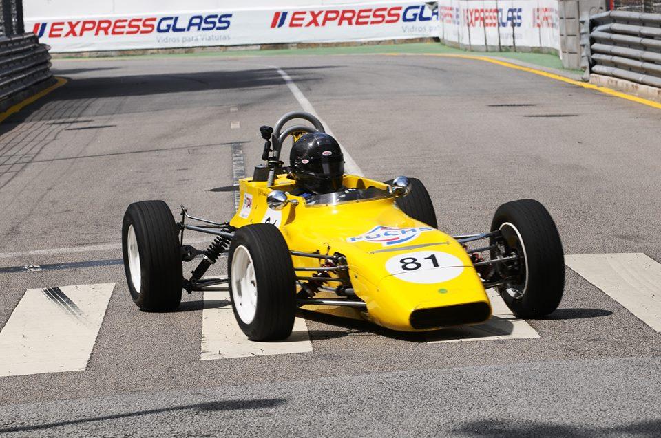 Campos Costa repete vitória no Grupo 2 da Formula Ford