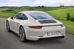 Porsche celebra os 50 anos do 911 com uma edição exclusiva e limitada