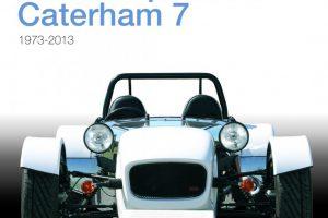 Editado livro sobre Lotus Seven réplicas e Caterham 7