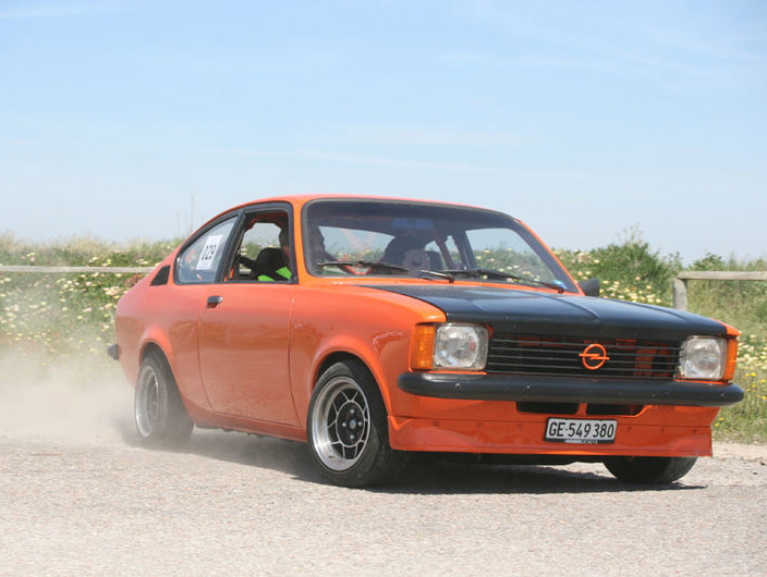 Ii Encontro Opel Classic Racers Jornal Dos Cl 225 Ssicos