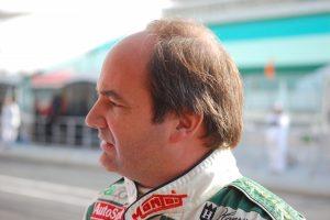 Rodrigo Gallego presente no Caramulo Motorfestival