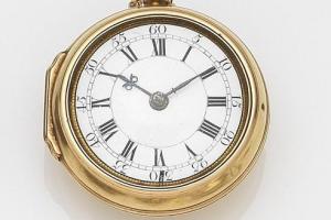 Leilão de Relógios Bonhams no princípio de Setembro