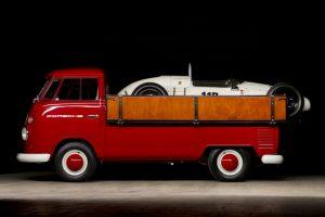 Volkswagen Single-Cab com Porsche Fórmula V de 1964 disponível na Alemanha