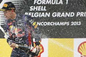 Vettel ganha vantagem na liderança do Mundial de Fórmula 1