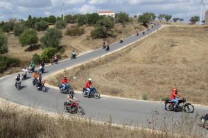 Almodôvar recebe 10º Encontro de Ciclomotores Antigos este fim-de-semana
