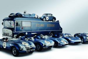 Histórica colecção Ecurie Ecosse de Dick Skipworth em leilão no dia 1 de Dezembro