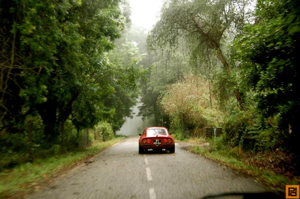 Serra de Sintra acolheu II Encontro Opel Classic Racers