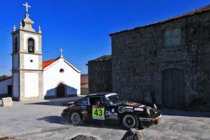 Emoções ao rubro no Rally de Portugal Histórico 2013