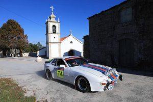 4ª Etapa do Rally de Portugal Histórico arrancou às 8h30 de Viseu