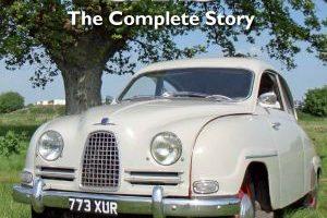 """""""Saab cars: the complete history"""", do protótipo ao final de produção"""