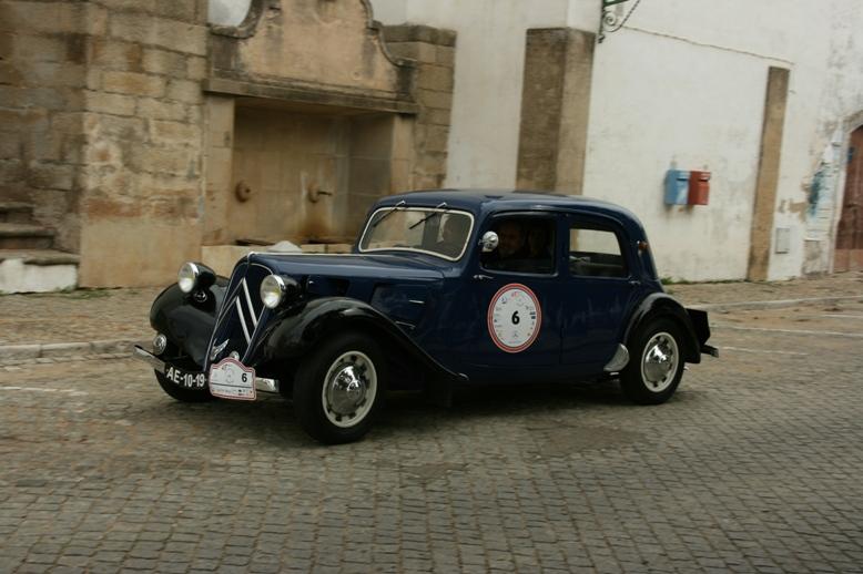 48 Horas Automóveis Antigos pelas planícies do Alentejo em Novembro